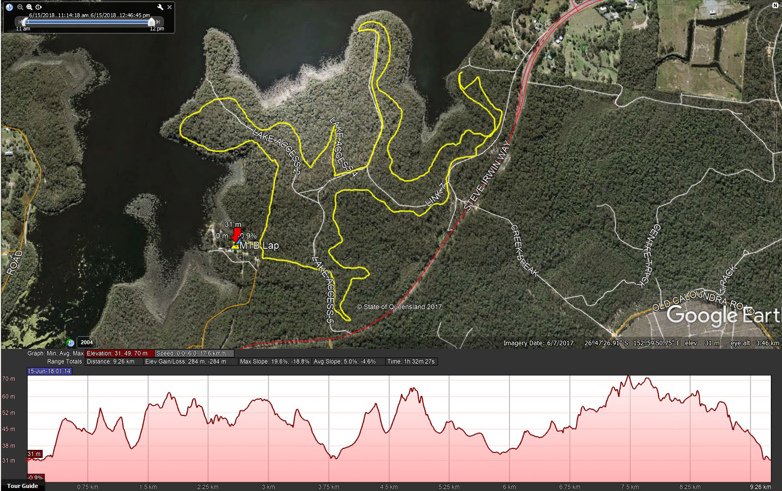 1a50a9d9b89 The mountain bike course is a 9.5km lap that takes in the flowing single  track trails within Ferny Forest. The course will test riders skills and  endurance ...