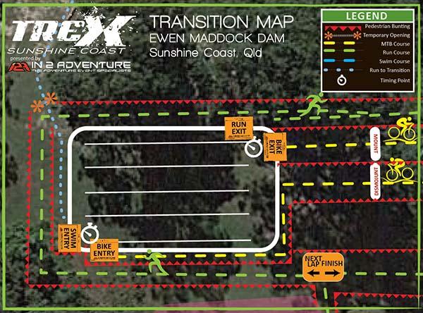 TreX Sunshine Coast - TreX Cross Triathlon
